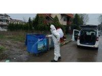 Başiskele'de 9 mahallede dezenfekte çalışması yapıldı