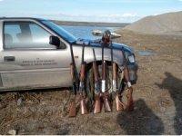Ordu'da avcılar 16 yılda 200 bin lira ceza ödedi