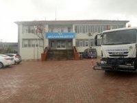 Arguvan'da temizlik çalışması yapıldı
