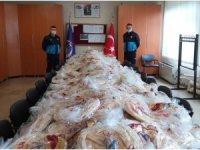 Manisa'da açıkta satılan 7 bin ekmeğe el konuldu