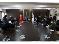 Zonguldak'ta ilçeler arası geçiş de sınırlandırıldı