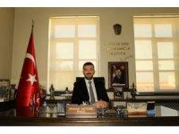 Ürgüp Belediye Başkanı Aktürk, Berat Kandilini kutladı