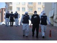 Kayseri'de terör operasyonu: 2 gözaltı