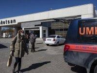 Elmadağ'da Roketsan tesislerindeki patlamada 3 çalışan hafif yaralandı