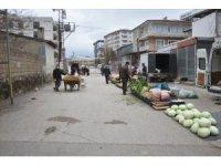Semt pazarlarında korona virüs etkisi