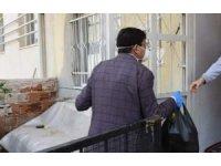 Nazilli Belediyesi'nden ihtiyaç sahiplerine gıda desteği