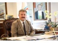 Başkan Dr. Palancıoğlu ERÜ Rektörü Prof. Dr. Mustafa Çalış ile Aşı Geliştirme Merkezi Prof. Dr. Aykut Özdarendeli ve ekibini tebrik etti
