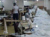 İstanbul'da kaçak üretilen 73 bin 100 tıbbi maskeye el konuldu