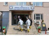 Erdemli'de korona virüs önemleri üst seviyede