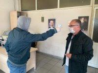 Isparta'da 738 kişiye seyahat izin belgesi verildi