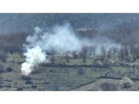 Kulp'ta patlamanın yaşandığı bölgede operasyon devam ediyor