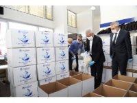 Battalgazi Belediyesi'nden ihtiyaç sahiplerine yardım