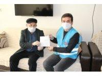 Muz üreticisi 50 bin lira bağışladı