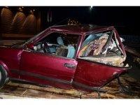 """Samsun""""da feci kaza: 3 yaralı"""