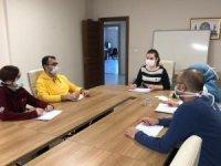 Karantina yurtlarında kesintisiz sağlık hizmeti veriliyor