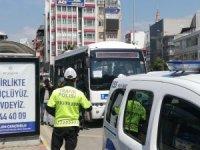 Aydın'da trafik ekipleri denetimlerine devam ediyor