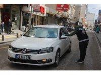 Doğal karantina uygulan sınır kenti Kilis'te sıkı tedbirler