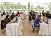 Büyükşehir Belediyesi Kriz Merkezi'nde çalışan sayısı 50'ye çıkarıldı