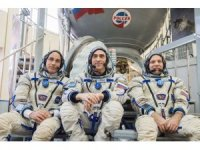 Soyuz MS-16 uzay aracı, Uluslararası Uzay İstasyonu'na fırlatıldı