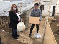 Erciş'te 'Vefa' ekibi görev başında