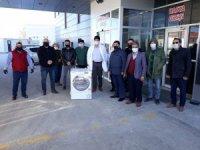 Muratlı Devlet Hastanesine çamaşır kurutma makinesi bağışı
