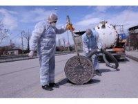 VASKİ'den korona virüs tedbirleri