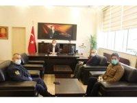 Dumlupınar'da Korana virüs Covid-19 tedbirleri değerlendirme toplantısı