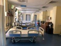 Midyat'ta yoğun bakım yatak sayısı arttırıldı