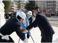 Adıyaman'da Türk Polis Teşkilatı 175. Yılı kutlandı