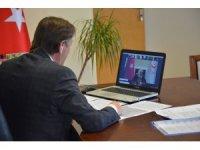 """Başkan Çavdar: """"Hiç olmadığı kadar iş yüküyle karşı karşıyayız"""""""