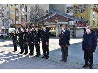 Malkara'da Türk Polis Teşkilatı'nın 175. kuruluş yıl dönümü töreni
