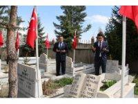Oltu'da 10 Nisan Polis günü kutlandı