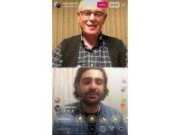 Başkan Kurt Instagram Konserlerini başlattı