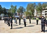 Başkan Kaya'dan emniyete Polis Haftası ziyareti