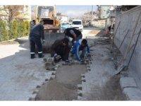İscehisar Belediyesi alt yapı atağı başlattı