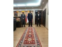 BAŞGAD'dan Kıraç'a 10 Nisan Polis Günü ziyareti