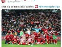 """Sivasspor: """"Futbolu özledik"""""""