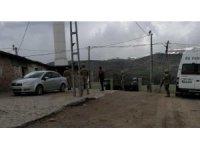 Siirt'te bir köy ve mezra karantinaya alındı