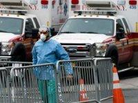 ABD'de Kovid-19 salgınında ölenlerin sayısı 20 bini geçti