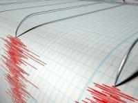 Hatay Yayladağı açıklarında art arda deprem