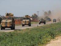 MSB: İdlib'deki M4 kara yolunda Türk-Rus kara devriyesi icra edildi