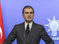 AK Parti Sözcüsü Çelik: Ülkemiz bu salgına hazırlıklı yakalandı
