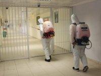 Buca Cezaevi'nde 64 tutuklu ve hükümlünün daha koronavirüs testi pozitif çıktı