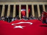 Bugün 23 Nisan Ulusal Egemenlik ve Çocuk Bayramı