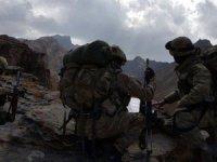 Haftanin'de terör saldırısı: Bir asker şehit