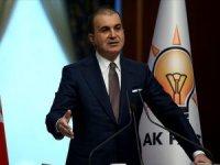 AK Parti Sözcüsü Çelik: Ankara Barosunun yayınladığı kadar hukuk ve insanlık düşmanı bir metin görmedim
