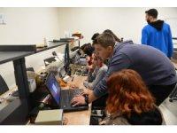 BANÜ 4 proje ile Teknofest'e hazırlanıyor