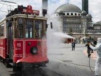 Türkiye'de can kaybı 89 artarak 3 bin 81 oldu