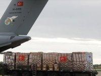 Pentagon'dan Türkiye'ye tıbbi yardım teşekkürü: Gösterdiği örnek liderlikten dolayı müteşekkiriz