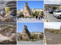 Kapadokya'da rekor yılın ardından Kovid-19 sessizliği